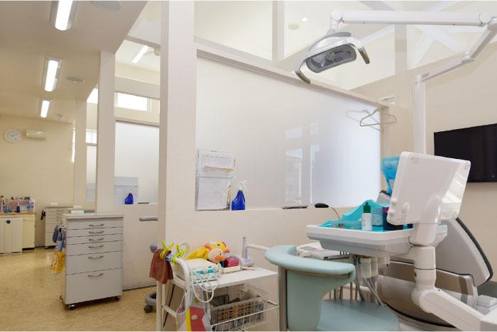 にいつま歯科 医院の風景