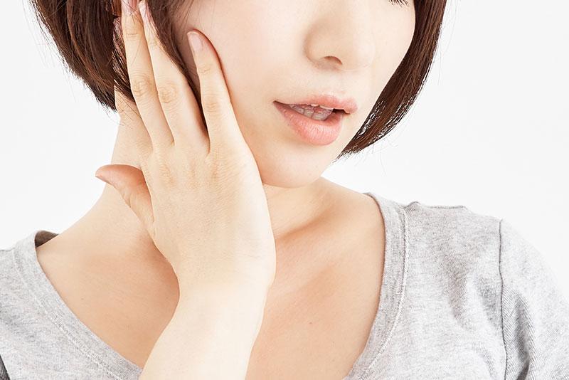 にいつま歯科 インプラント 噛む力の低下