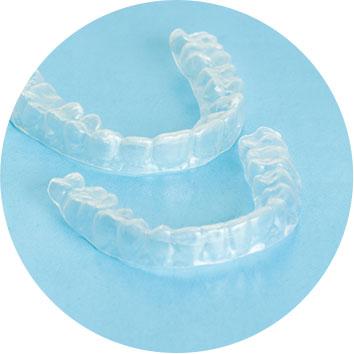 にいつま歯科 ホワイトニング マウスピース